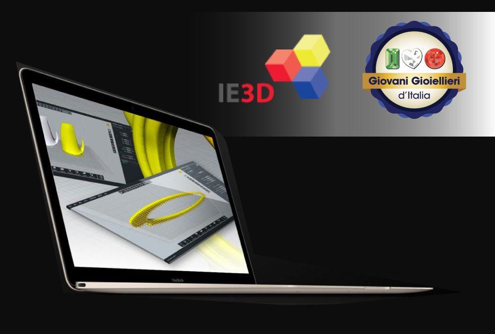 IE3D  Innovative Engineering partner di Giovani Gioiellieri d'Italia