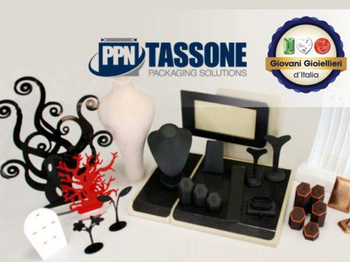 PPN Tassone partner di Giovani Gioiellieri d'Italia