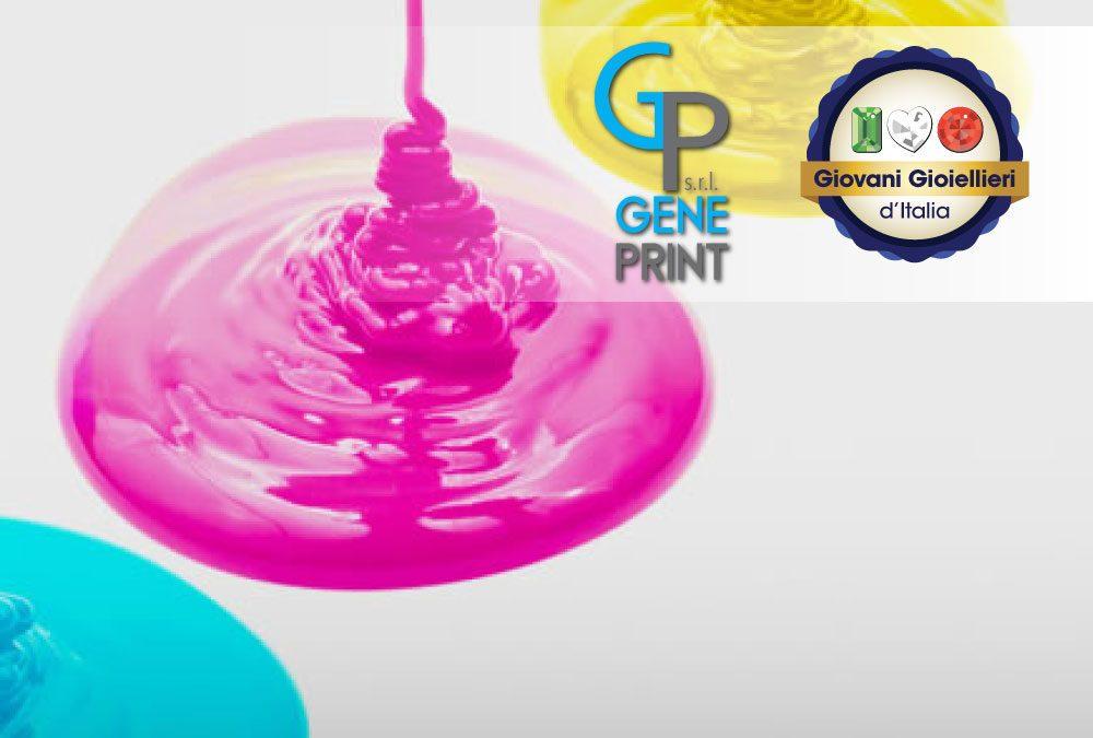 Geneprint partner di Giovani Gioiellieri d'Italia