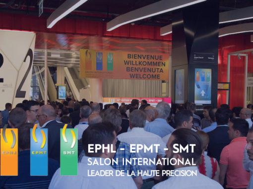Salone dell'Alta Precisione EPHJ-EPMT-SMT. Tutti i vantaggi per i soci