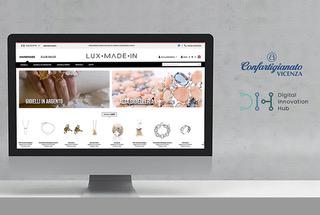 Confartigianato Vicenza & Lux Made In. Il distretto orafo vicentino diventa digitale